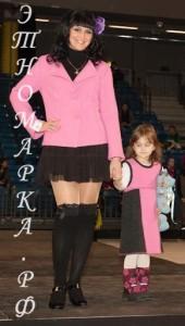 пиджак шерстяной валяный розовый